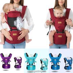 Baby Carrier Toddler Wrap Sling Newborn Backpack Adjustable
