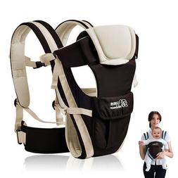 0-30 Months Front Facing Infant Sling Backpack Pouch Wrap Ba