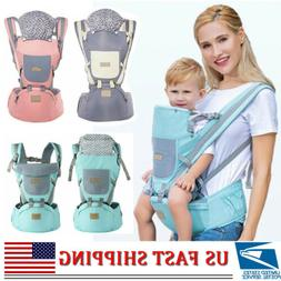 0-36M Ergonomic Baby Carrier Infant Baby Hipseat Carrier Fro