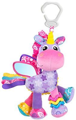 "Playgro 0186981 Activity Friend Stella Unicorn 10"" STEM Toy,"