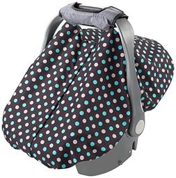 Summer Infant 2-in-1 Carry & Cover - Black Dots