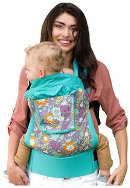 lillebaby 4 in 1 Essentials Baby Carrier, Lily/Pond