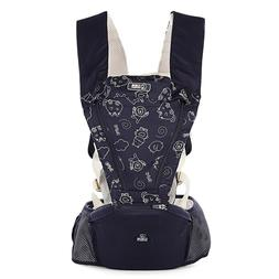 1 x high quality navy blue Animal shape Baby Carrier for 0-3
