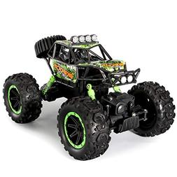 DICPOLIA 2019 Cars Toys,1:16 Scale RC Car 4D Off Road Vehicl