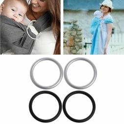 2Pcs 2inch Baby Carrier Aluminium Ring for Baby Sling Baby C