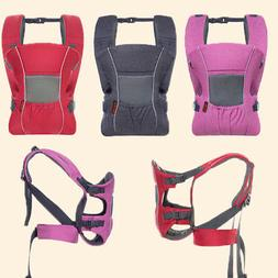 3 in 1 Ergonomic Baby Infant Carrier Breathable 3D Airflow M
