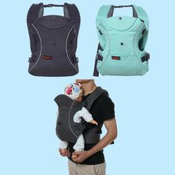 3 In 1 Ergonomic Infant Baby Carrier Backpack Breathable Por