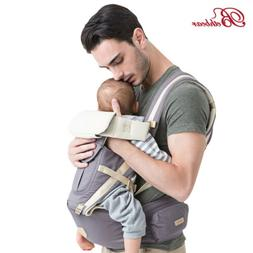 Bethbear 3-in-1 Hipseat Ergonomic Baby Carrier Unisex Wrap I