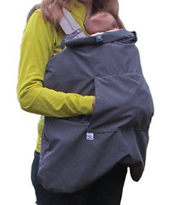 Little Goat 3-Season Baby Carrier Cover for Rain and Cold We