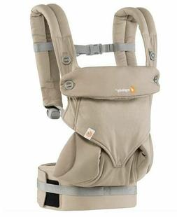 Ergobaby 360 4-Position Baby Carrier BC360ANEUTRAL, Moonston