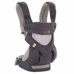360 All Carry Positions Baby Carrier with Cool Air Mesh