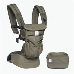 BYFI8F 360 Omni Ergonomic Baby Carrier 4 in 1 Breathable Inf