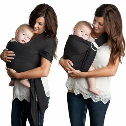 4 in 1 Baby Wrap Carrier and Ring Sling by Kids N' Such Cott