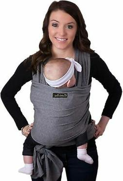 4-in-1 CuddleBug Baby Wrap Carrier   Soft Baby Carrier   Bab