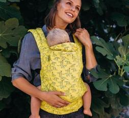 Boba 4G Baby Carrier Cheetah Print Limited Edition 7-45 Lbs