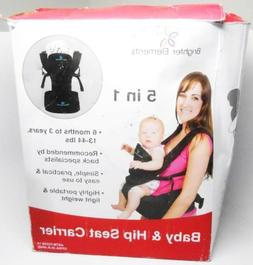 Brighter Elements 5 in 1 Baby & Hip Seat Carrier BB018