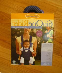 Infantino 6 In One Rider Versatile Baby Carrier 8-35 lbs Bab
