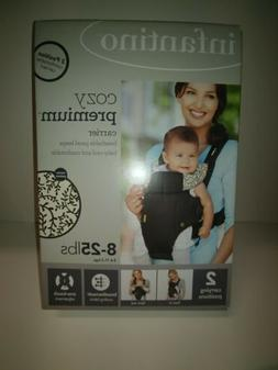Baby Carrier Backpack New 8-25lbs 2 Premium Comfortable Cozy