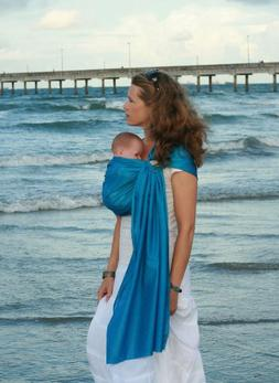 Beachfront Baby Sling – Versatile Water & Warm Weather Adj