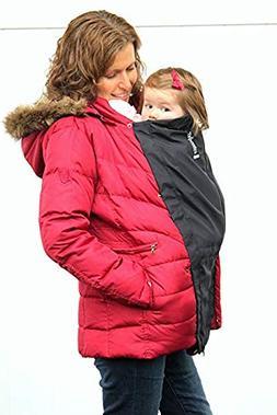 Extendher Maternity Coat Alternative. Jacket Extender Lined