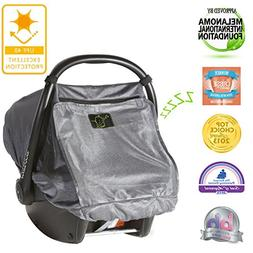 Snoozeshade Infant Carriers Deluxe Breathable Mesh Infant Ca