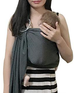 Vlokup Baby Water Ring Sling Carrier | Lightweight Breathabl