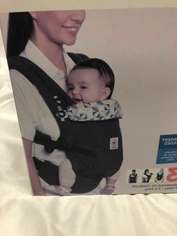 Ergobaby Adapt 3 Position Baby Carrier.Retail $159