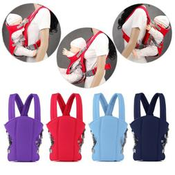 Adjustable Baby Carrier Backpack Front and Back Ergonomic So
