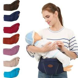 Adjustable Baby Carrier Toddler Newborn Waist Hip Seat Wrap