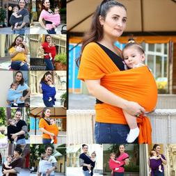 Adjustable Breathable Infant Newborn baby Carrier Ring Sling