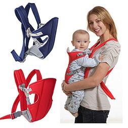 Adjustable Infant Baby Carrier Newborn Kid Sling Wrap Front