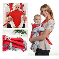 CdyBox Adjustable Infant Baby Carrier Newborn Kid Sling Wrap