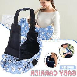 Adjustable Newborn Infant Baby Carrier Stretchy Wrap Carrier
