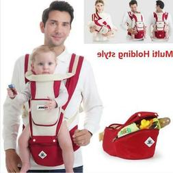 Baby Carrier Backpack Front and Back Ergonomic Soft Structur