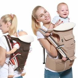 Baby Carrier Backpack Hipseat for Newborn O-type Legs Sling