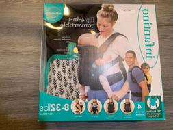 INFANTINO BABY CARRIER BRAND NEW ADJUSTABLE ERGONOMIC SEAT F