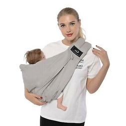 Baby Carrier by Cuby, Natural Cotton Baby Sling Baby Holder