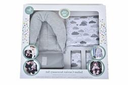 Little Me Baby Carrier Car Seat 4 Piece Set - Includes Infan