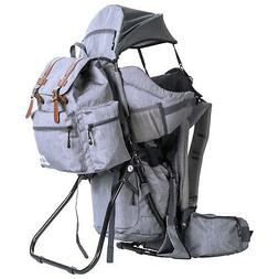 Clevr Baby Carrier Child Backpack for Hiking Camping with De