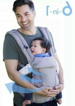 Lumiere Baby Carrier. Designed With Love Gray