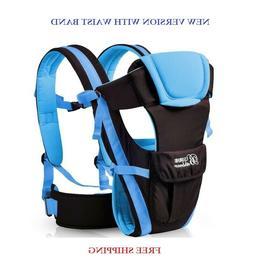 Baby Carrier Ergonomic Kangaroo Baby Bag For 2-30 Months Sli