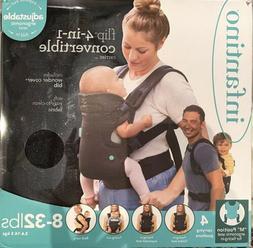 Baby carrier Flip Advanced 4-in-1 Convertible Carrier, dark