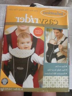baby carrier front infant seat belt easy