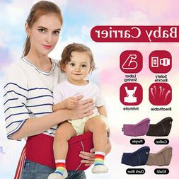 Baby Carrier Hip Seat Carrier Infant Toddler Waist Stool Bac