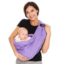 Cuby Baby Carrier Natural Cotton Sling Holder Extra Comforta