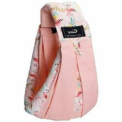 Baby Carrier Cuby, Natural Cotton Sling Holder Extra Comfort
