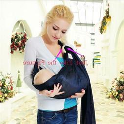 Baby Carrier Ring Sling Infant Newborn Soft Breathable Light