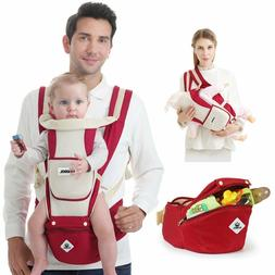 Baby Carrier Soft Sling All Carry with Hip Seat 360 Position