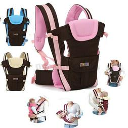 Baby Carrier Toddler Backpack Adjustable Breathable Holder N