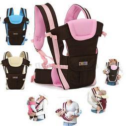 Baby Carrier Toddler Backpack Adjustable Breathable Holder N